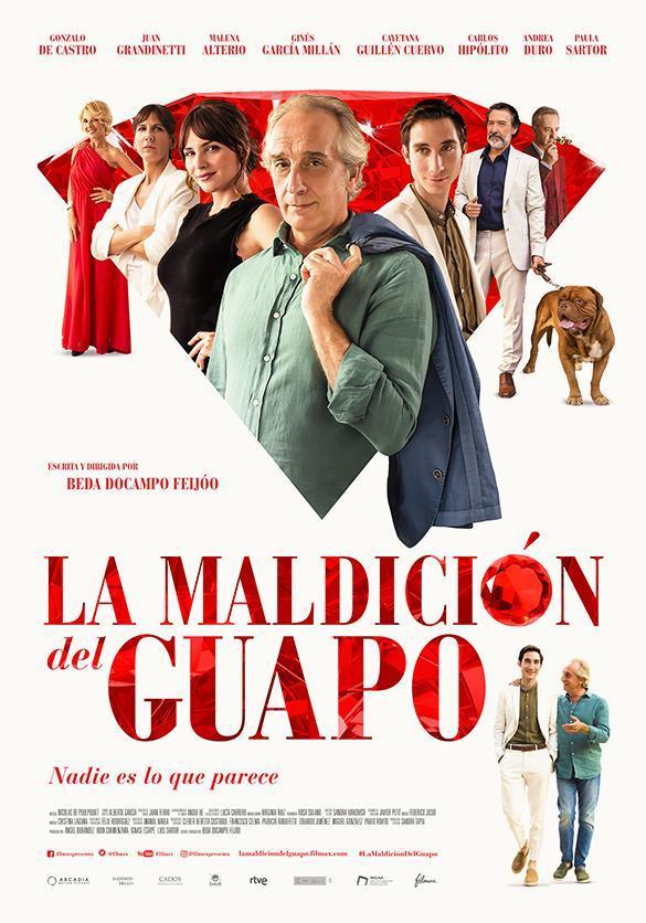 La maldición del guapo (2020) - Filmaffinity