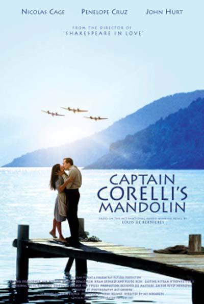 La Mandolina Del Capitan Corelli 2001 Filmaffinity