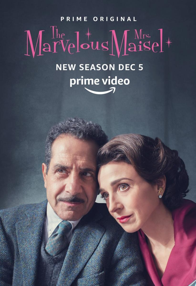 La Maravillosa Sra Maisel Serie De Tv 2017 Filmaffinity