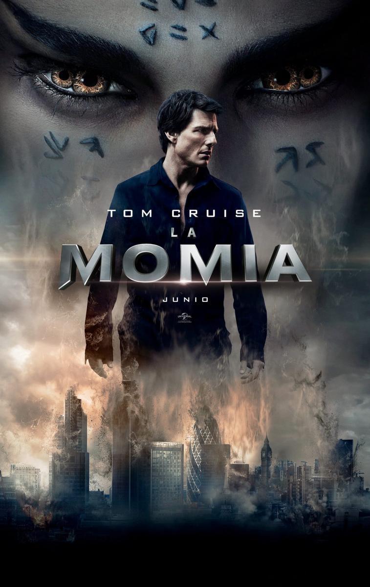 La Momia (BRRip Latino – Ingles 1080p) 2017