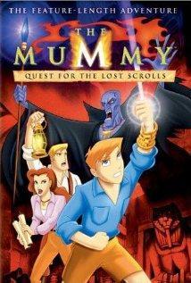 La momia: La serie animada (Serie de TV)