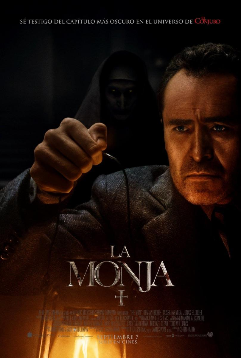 La Monja (2018) BRRip 1080p Latino – Ingles