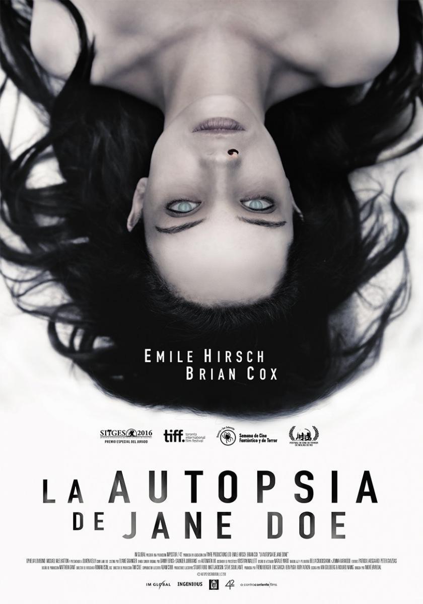La Morgue (2016) [BrRip 720p][Latino][MEGA]