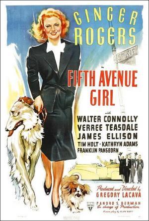 La muchacha de la Quinta Avenida