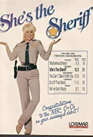 La mujer sheriff (Serie de TV)