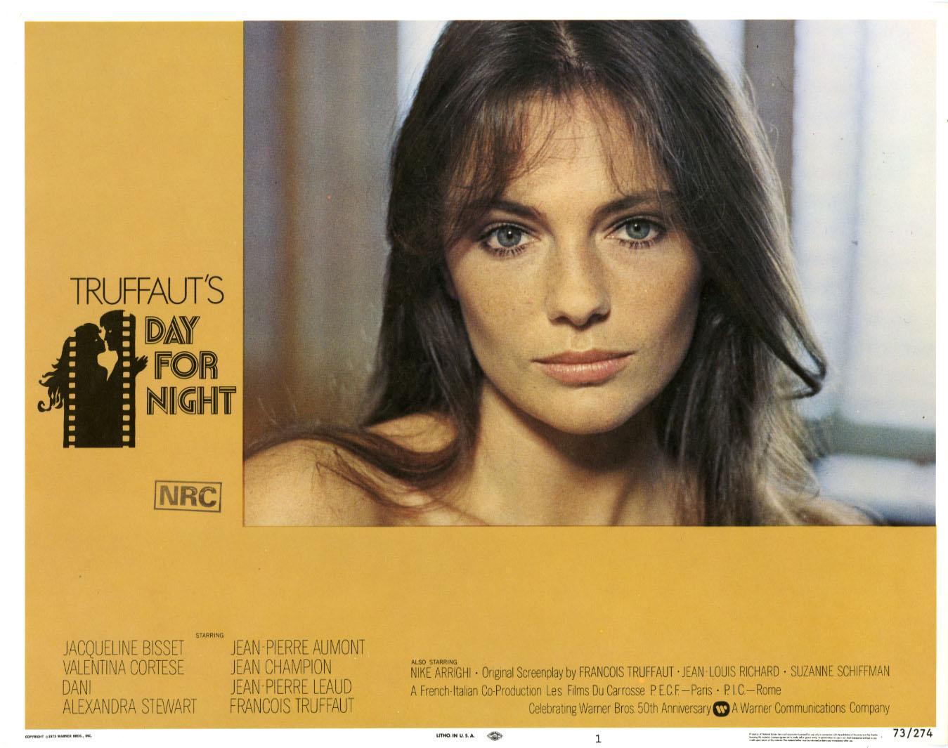 Sección visual de La noche americana - FilmAffinity