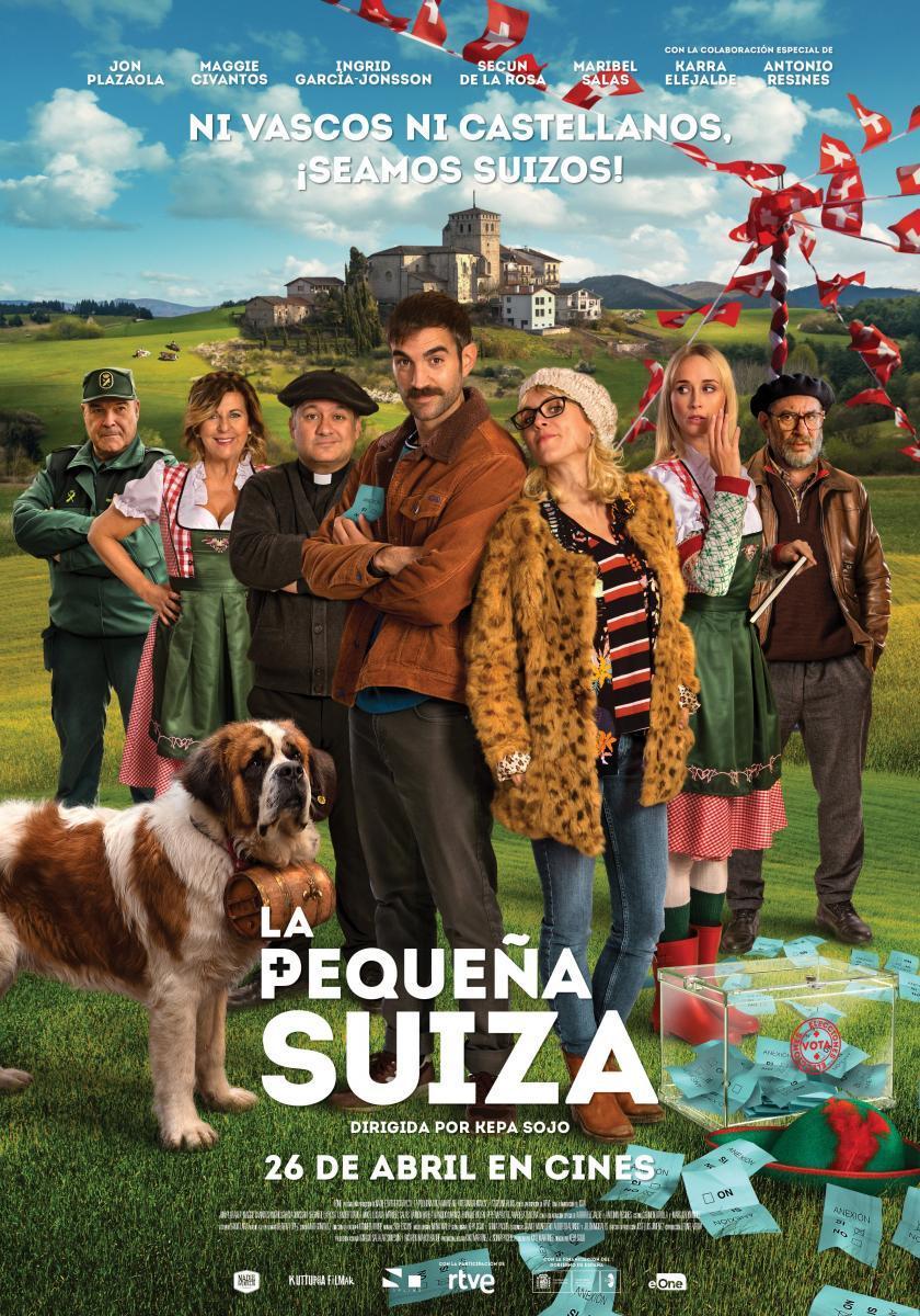La pequeña Suiza (2019) - Filmaffinity