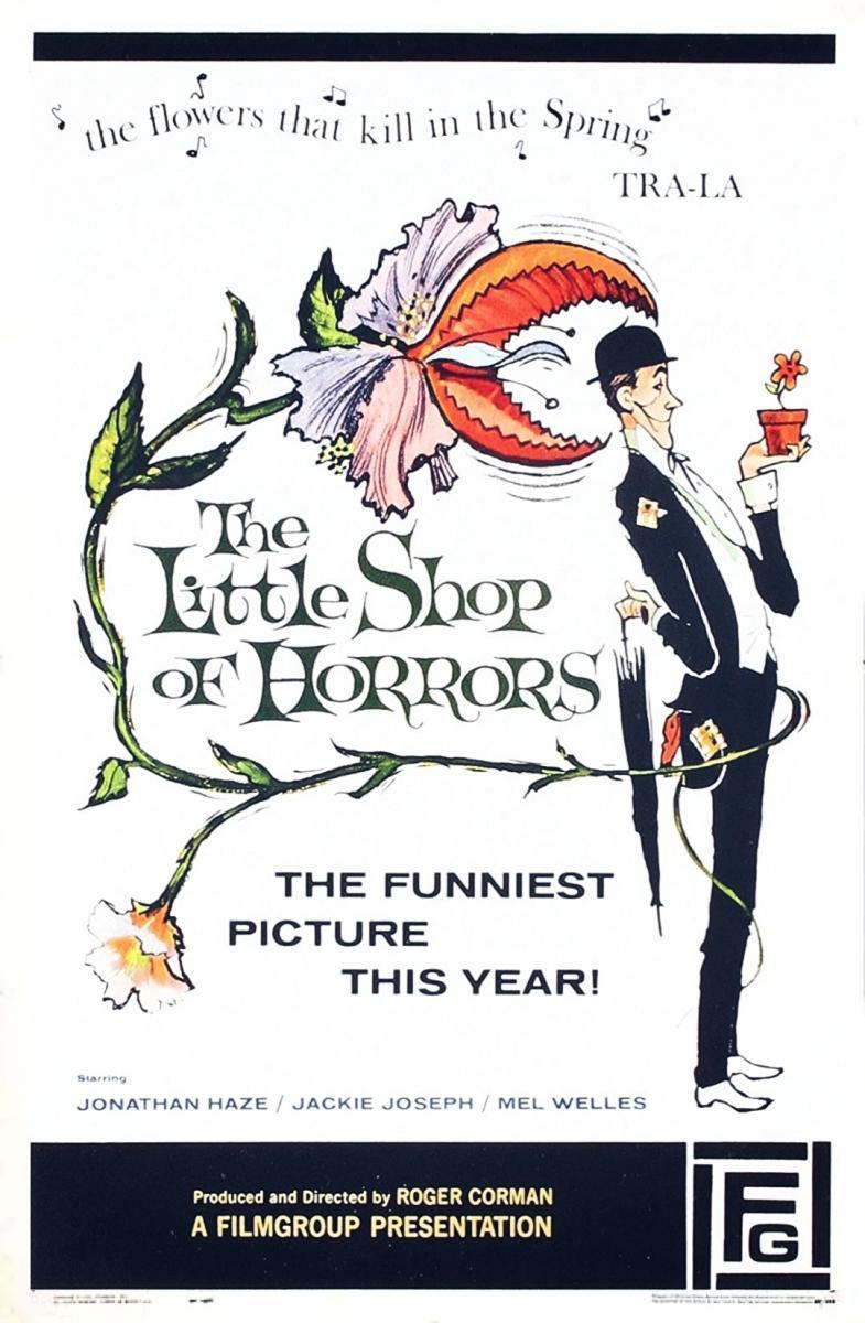 La Pequeña Tienda De Los Horrores 1960 Filmaffinity