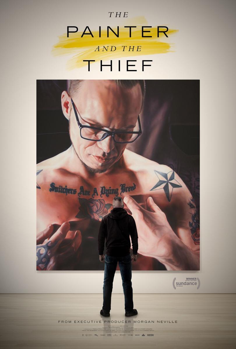 La pintora y el ladrón (2020) - Filmaffinity