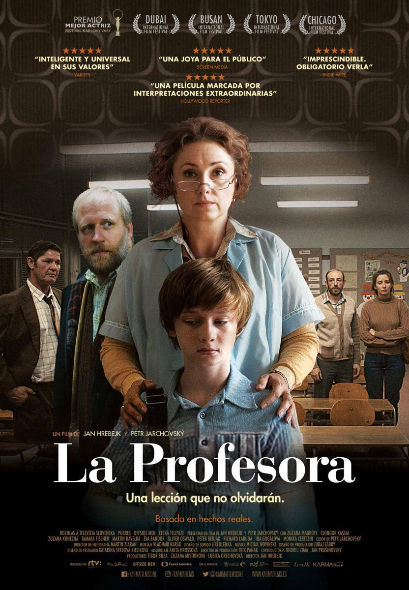 La profesora (2016) - Filmaffinity