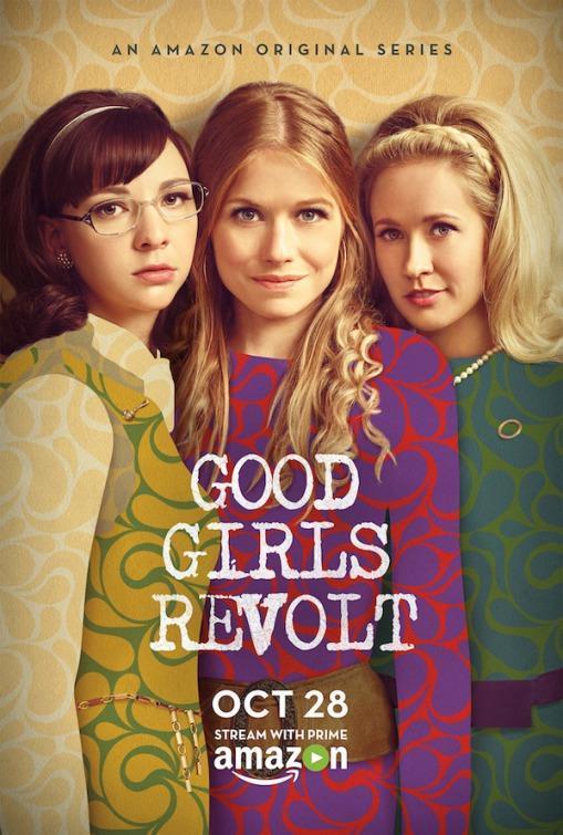 La Rebelión De Las Chicas Buenas Serie De Tv 2016