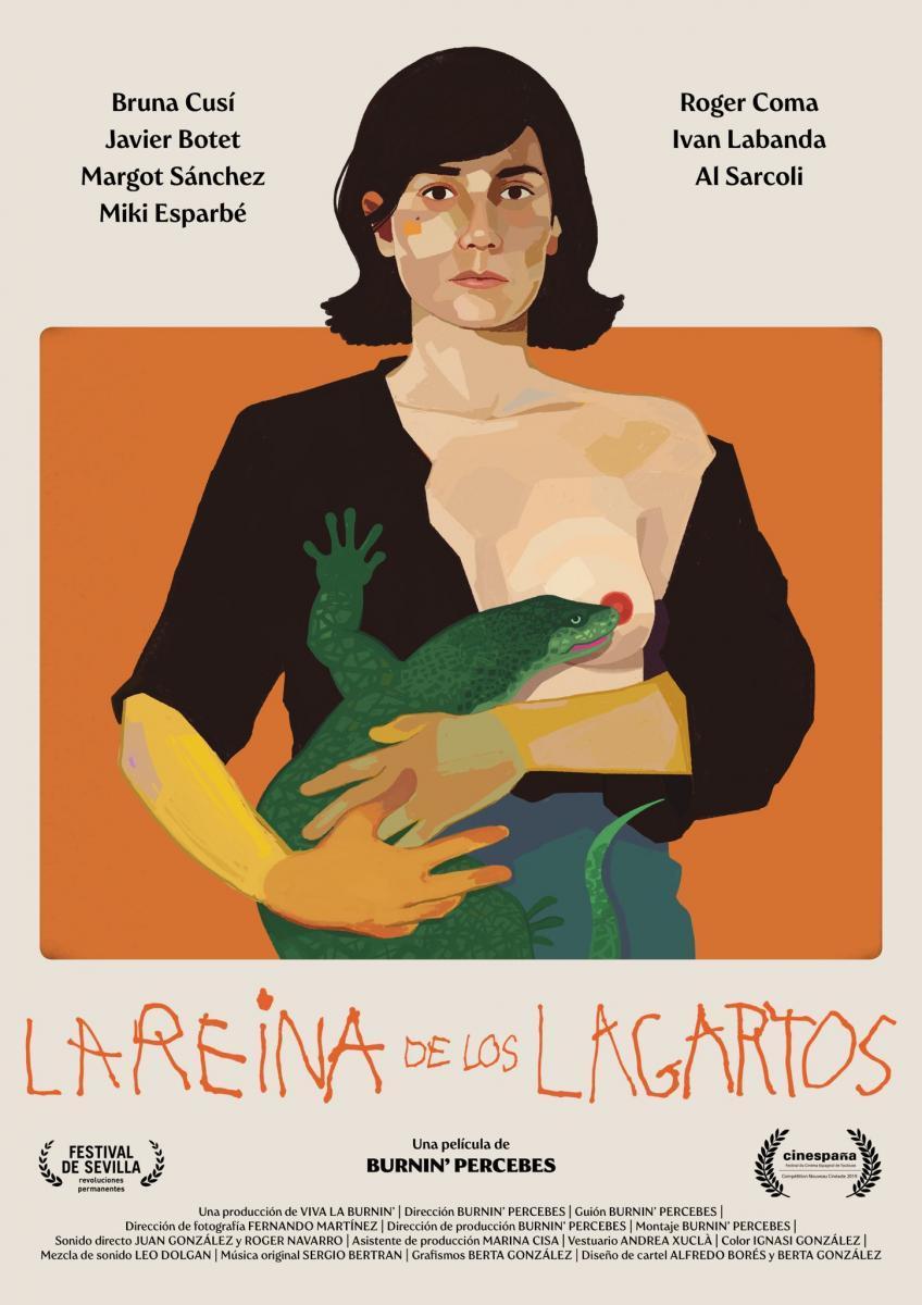 La reina de los lagartos (2019) - Filmaffinity