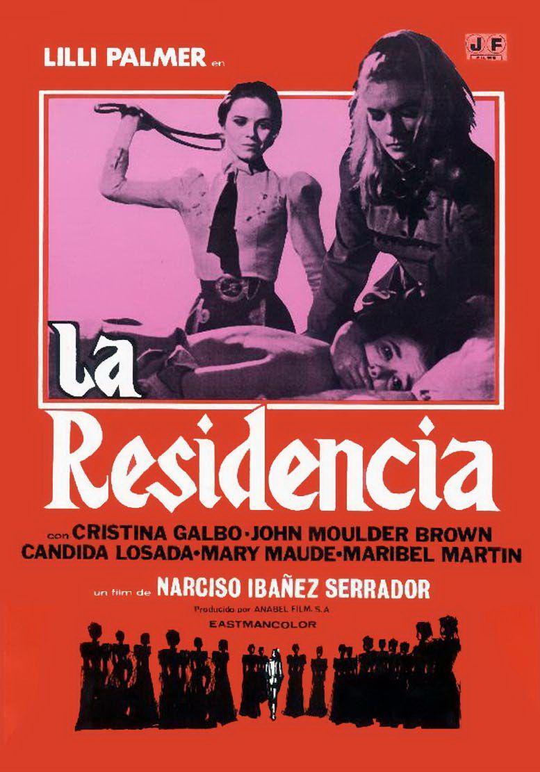 Últimas películas que has visto (las votaciones de la liga en el primer post) - Página 4 La_residencia-913093370-large