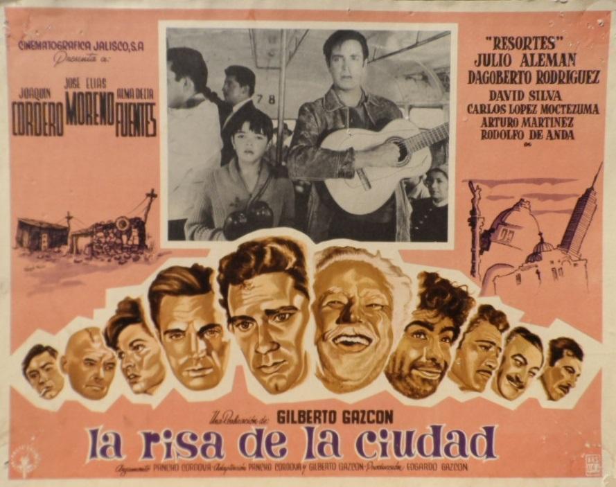 La risa de la ciudad (1963) - Filmaffinity