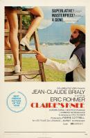La rodilla de Clara - Posters