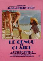La rodilla de Clara - Poster / Imagen Principal