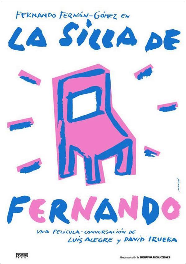 Image gallery for la silla de fernando fernando 39 s chair for Silla de director