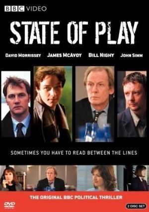 La sombra del poder (State of Play) (Miniserie de TV)