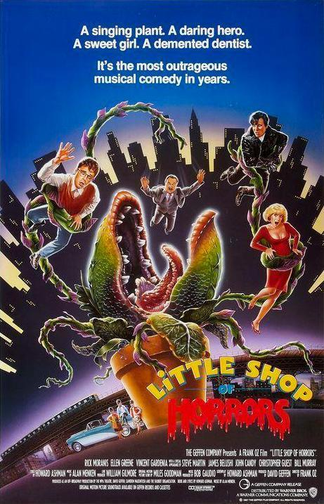 La Tienda De Los Horrores 1986 Filmaffinity