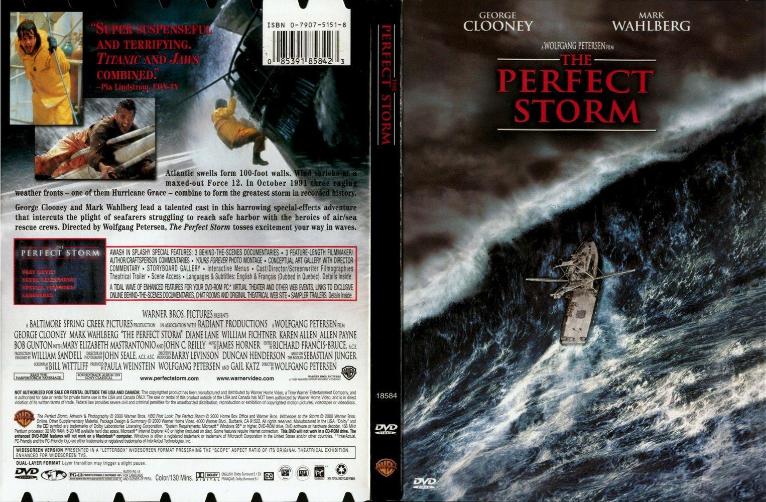 La Tormenta Perfecta 2000 Filmaffinity