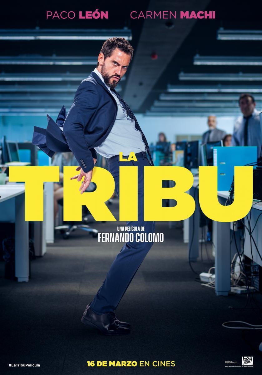 La tribu (2018) - Filmaffinity