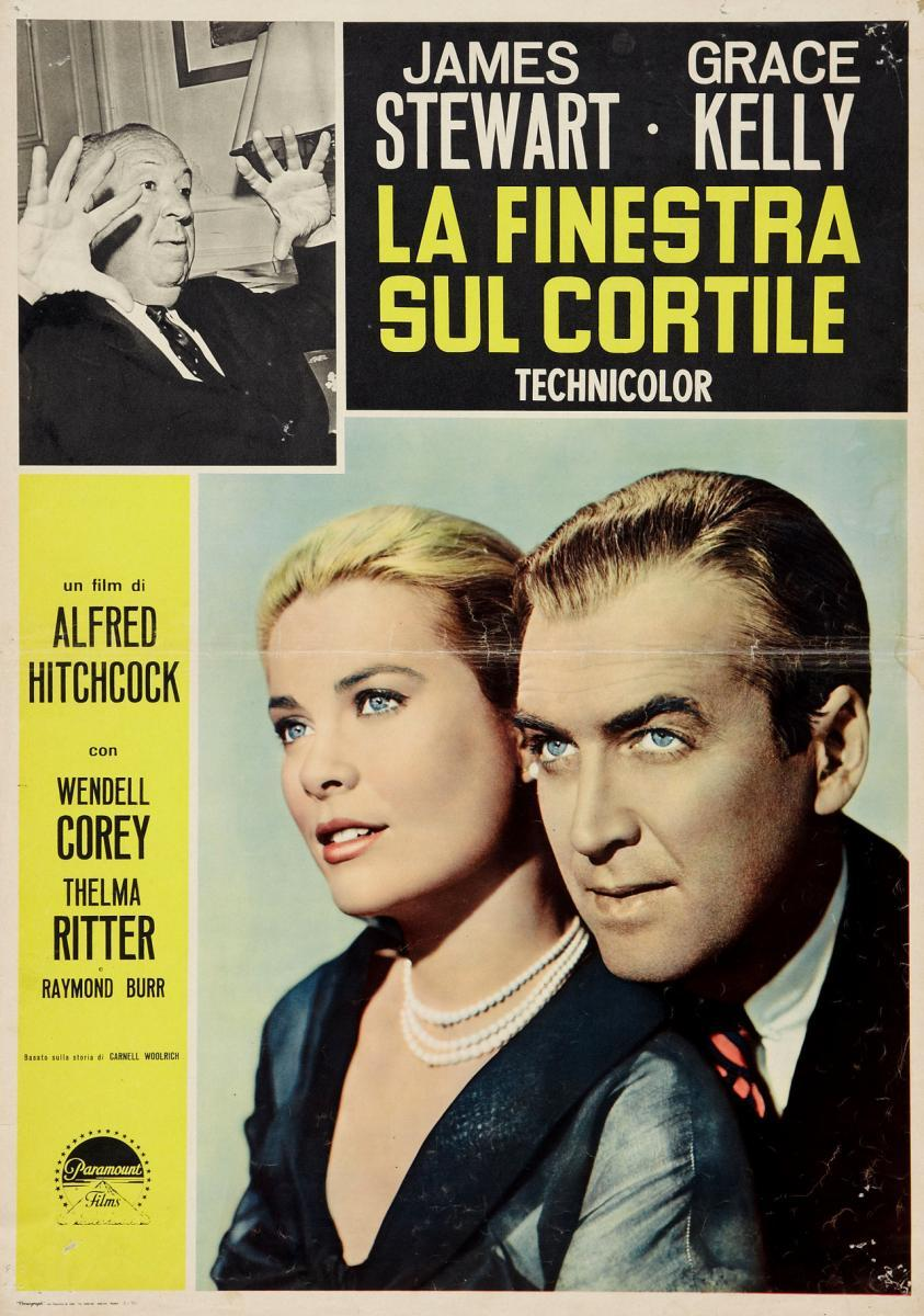 La Ventana Indiscreta 1954 Filmaffinity