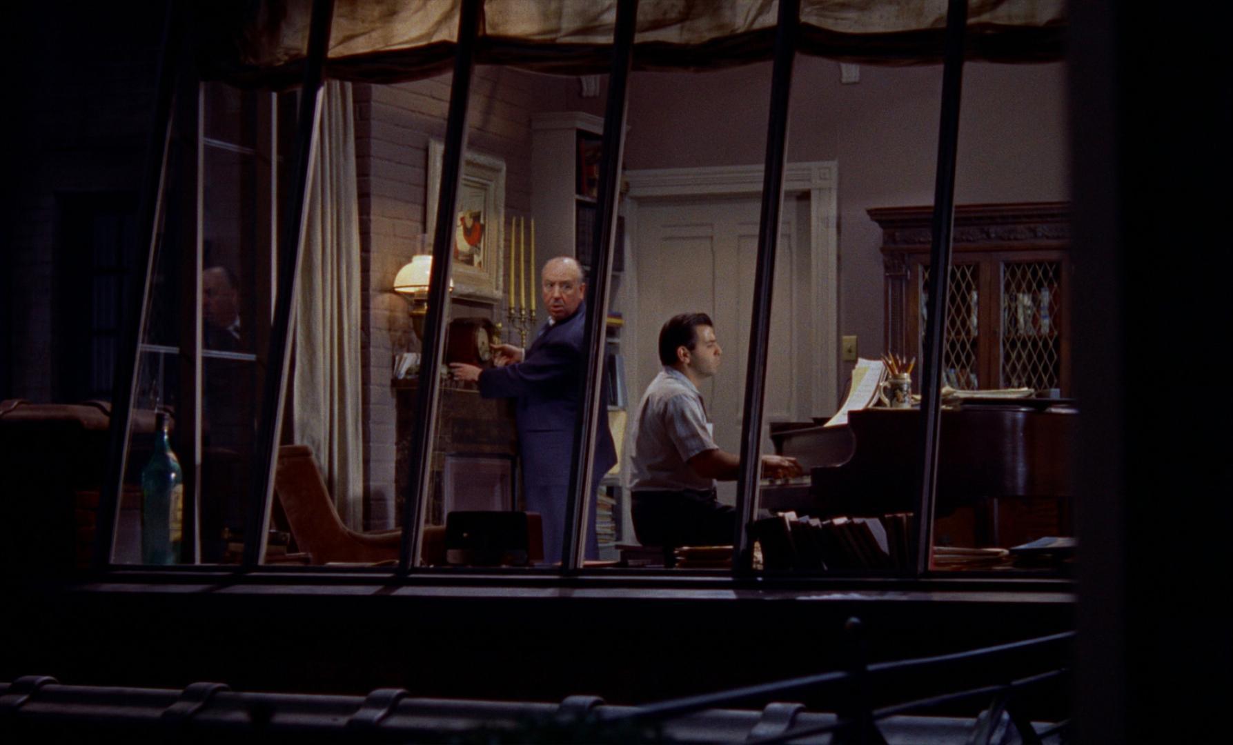 La ventana indiscreta (1954) - Filmaffinity