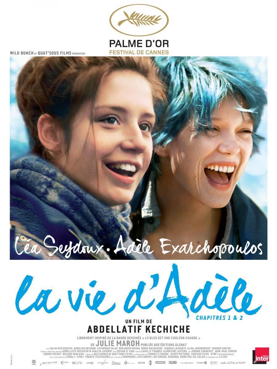 La Vida De Adèle 2013 Filmaffinity