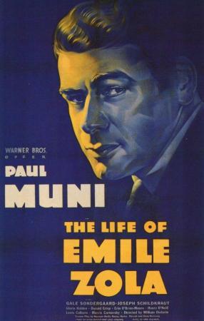 La vida de Emilio Zola