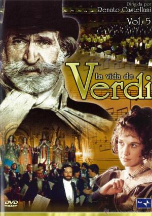 La vida de Verdi (Serie de TV)