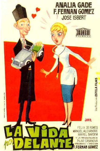 La vida por delante (1958) - Filmaffinity