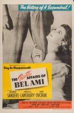 La vida privada de Bel Ami