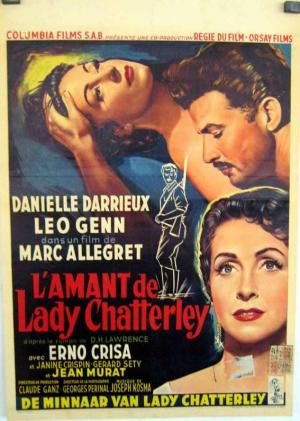 Lady Chatterley's Lover (1955) - Filmaffinity