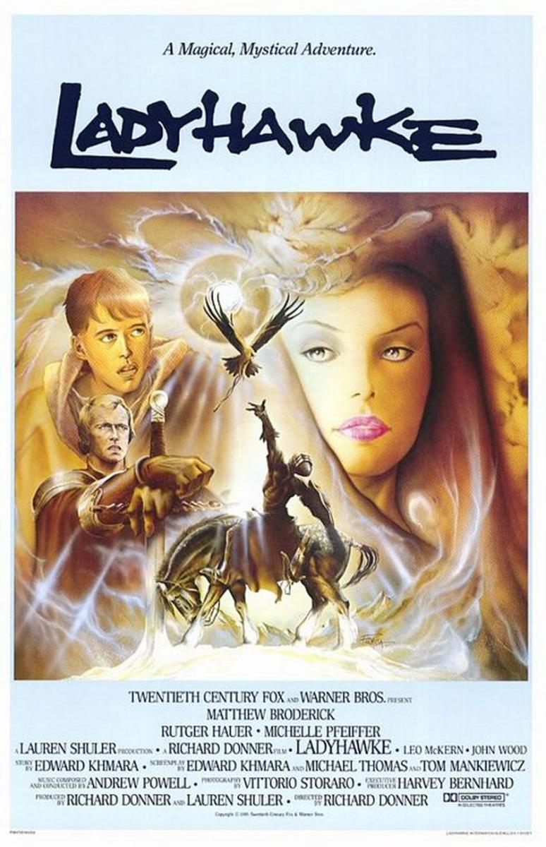Ladyhawke Lady Hawke 1985 Filmaffinity Ladyhawke