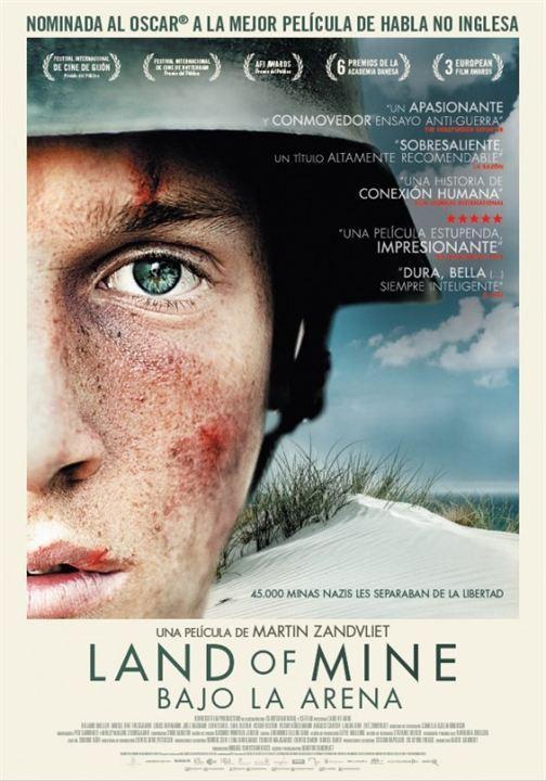 Resultado de imagen de land of mine filmaffinity
