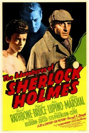 Las aventuras de Sherlock Holmes (Sherlock Holmes contra Moriarty)