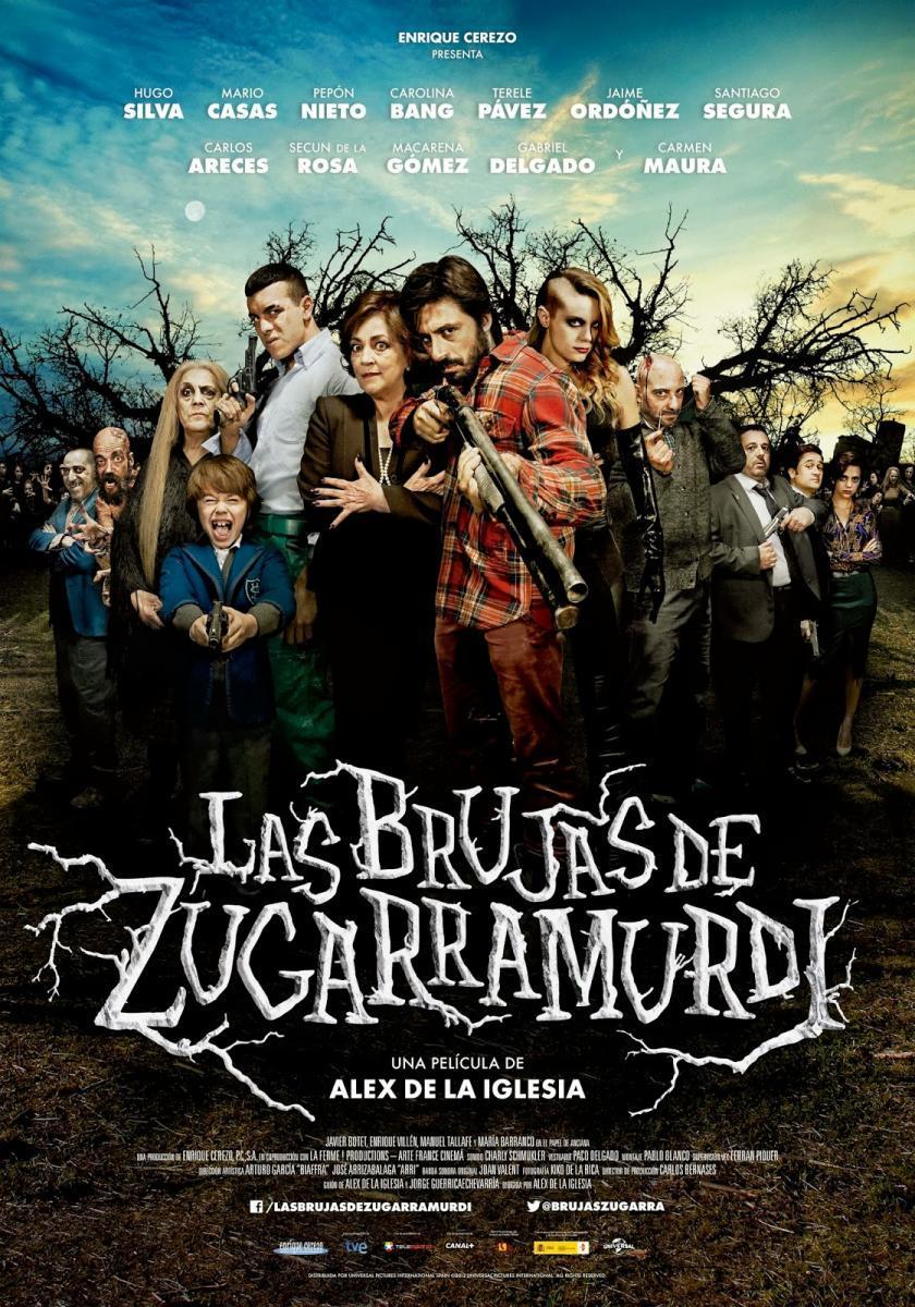 Crítica Las brujas de Zugarramurdi