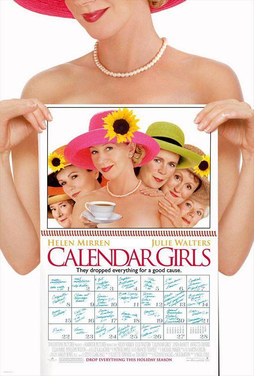Las chicas del calendario (2003) - Filmaffinity