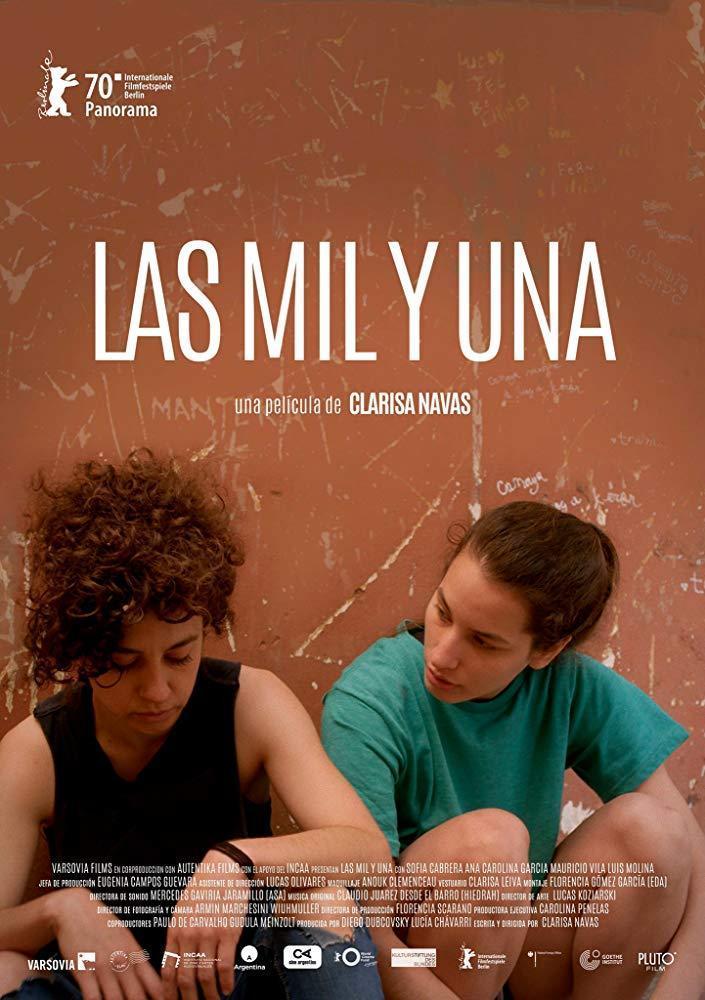 Las mil y una (2020) - Filmaffinity