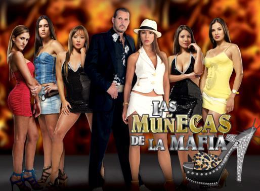Las muñecas de la mafia (TV Series) - Posters