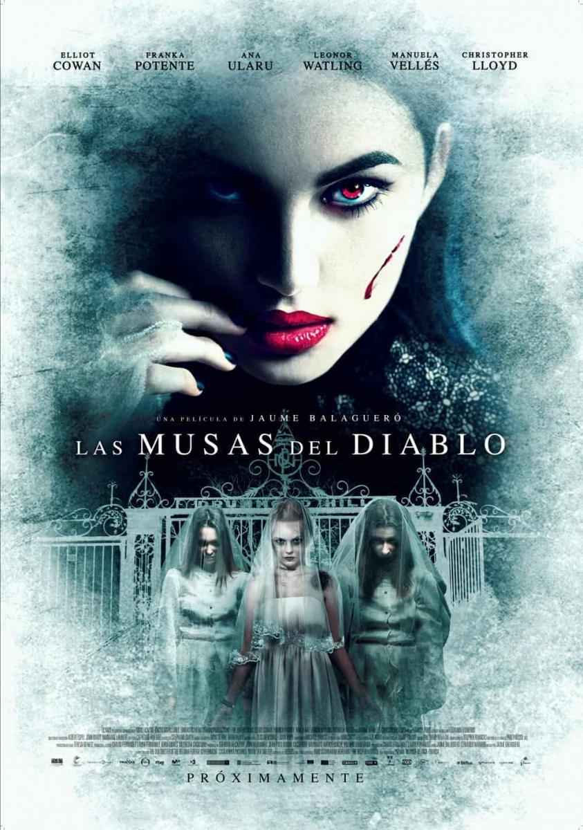Las Musas Del Diablo (2017) BRRip 1080p Latino – Ingles