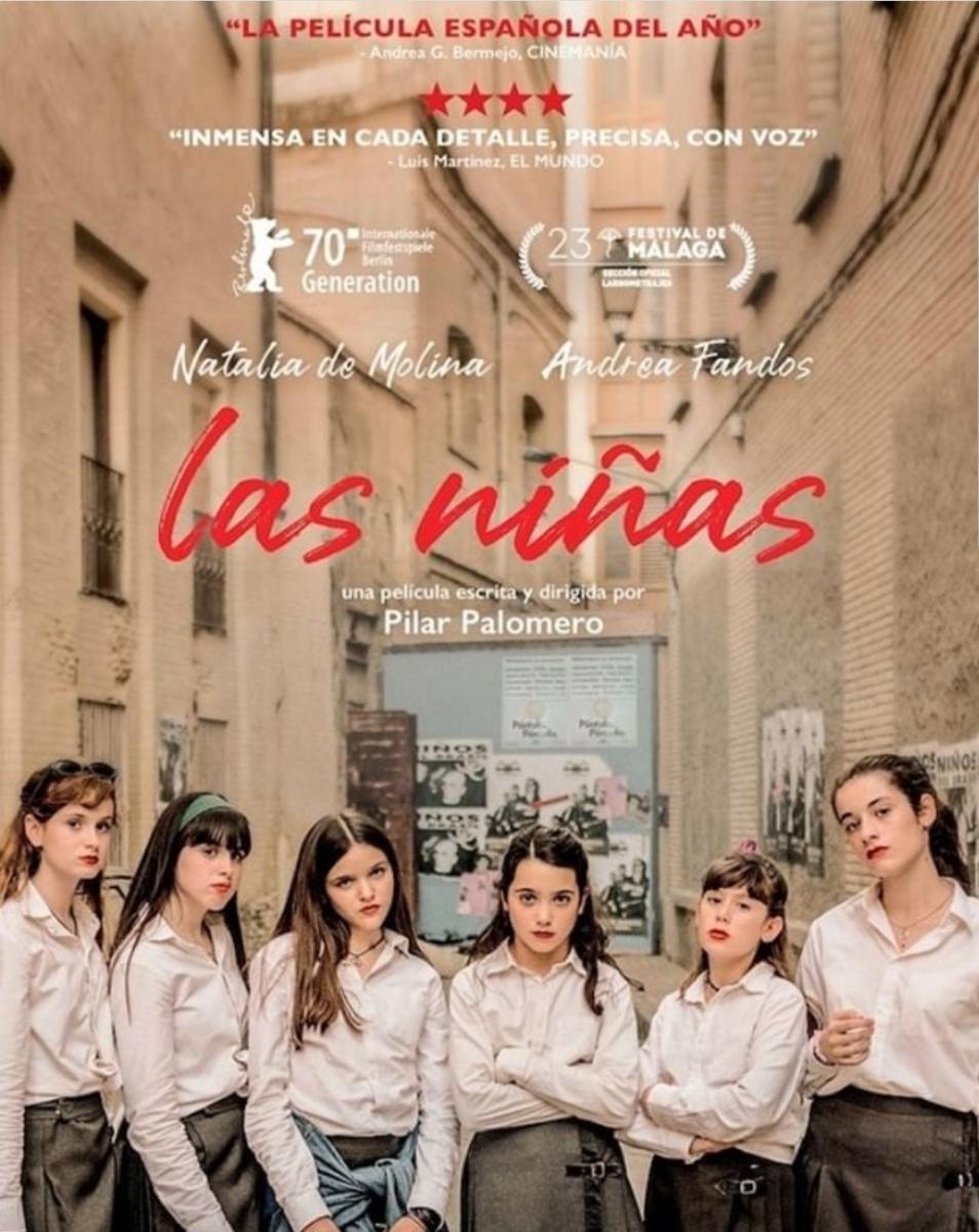 Las niñas (2020) - Filmaffinity