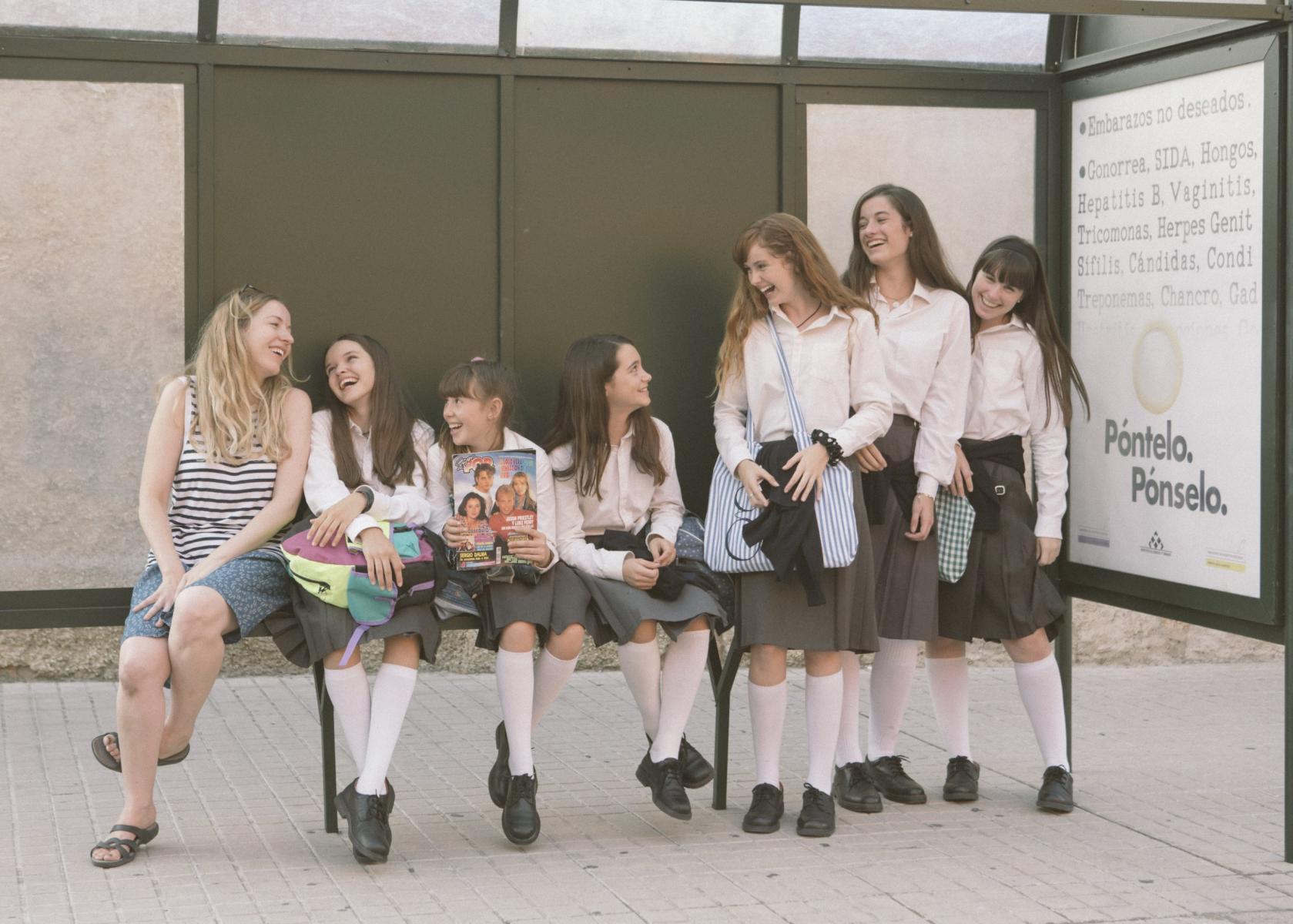 Las niñas. Seminci 2020