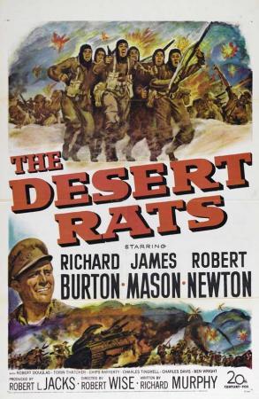 Las ratas del desierto
