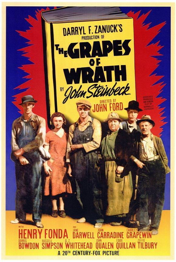 Las Uvas De La Ira 1940 Filmaffinity