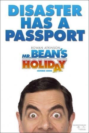 Las vacaciones de Mr. Bean (Mr. Bean 2)