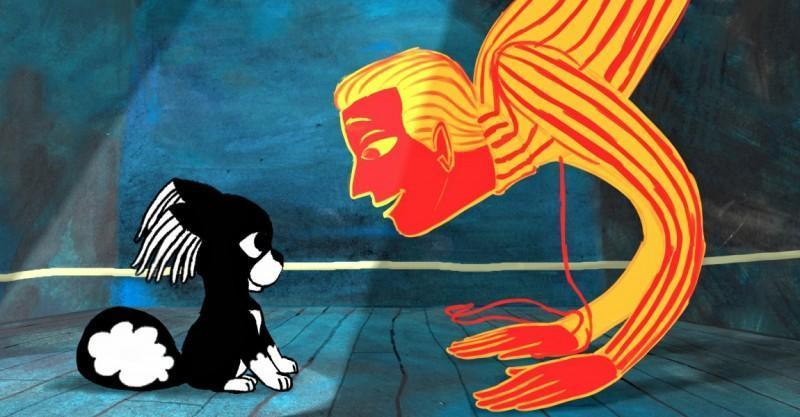 Las vidas de Marona, dirigida por Anca Damian