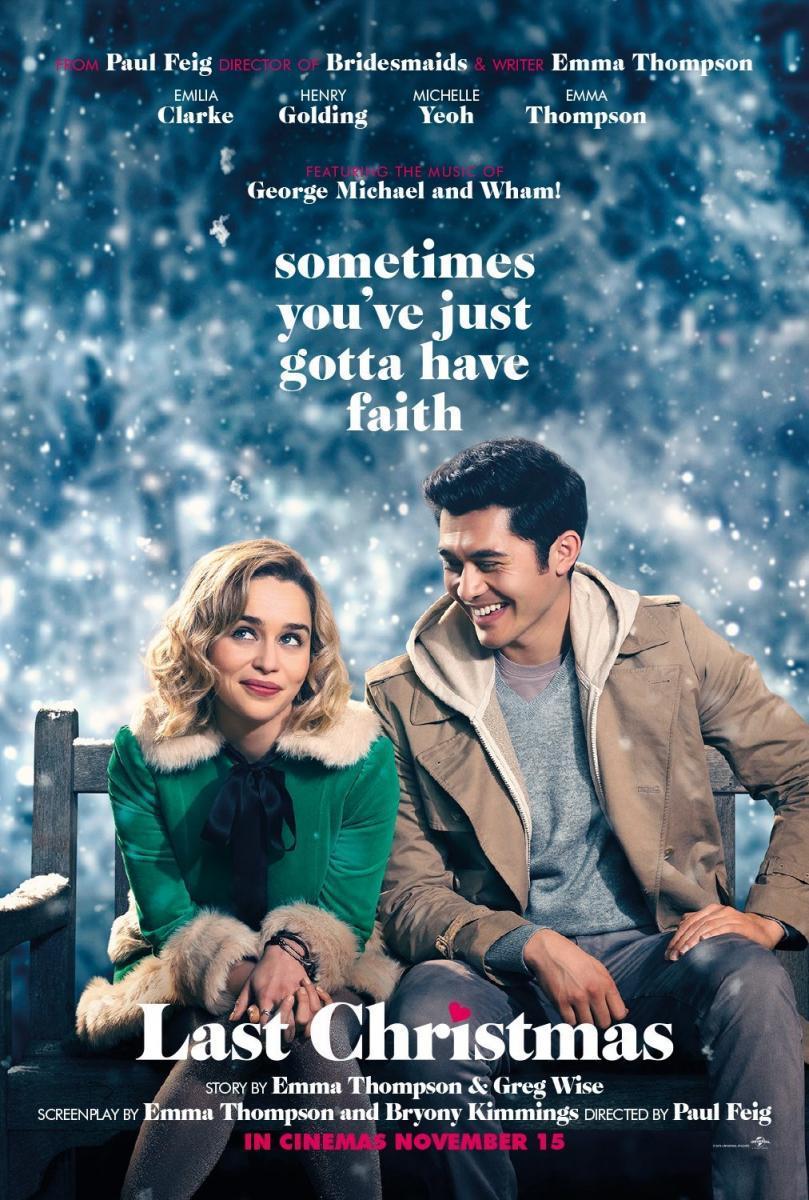 Last Christmas (2019) - Filmaffinity