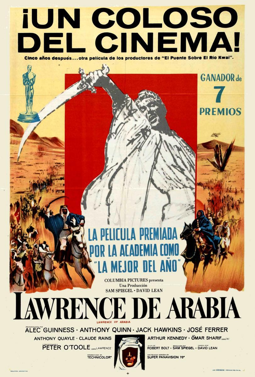 compare lawrence of arabia film with Buy lawrence of arabia: read 2219 movies & tv reviews - amazoncom.