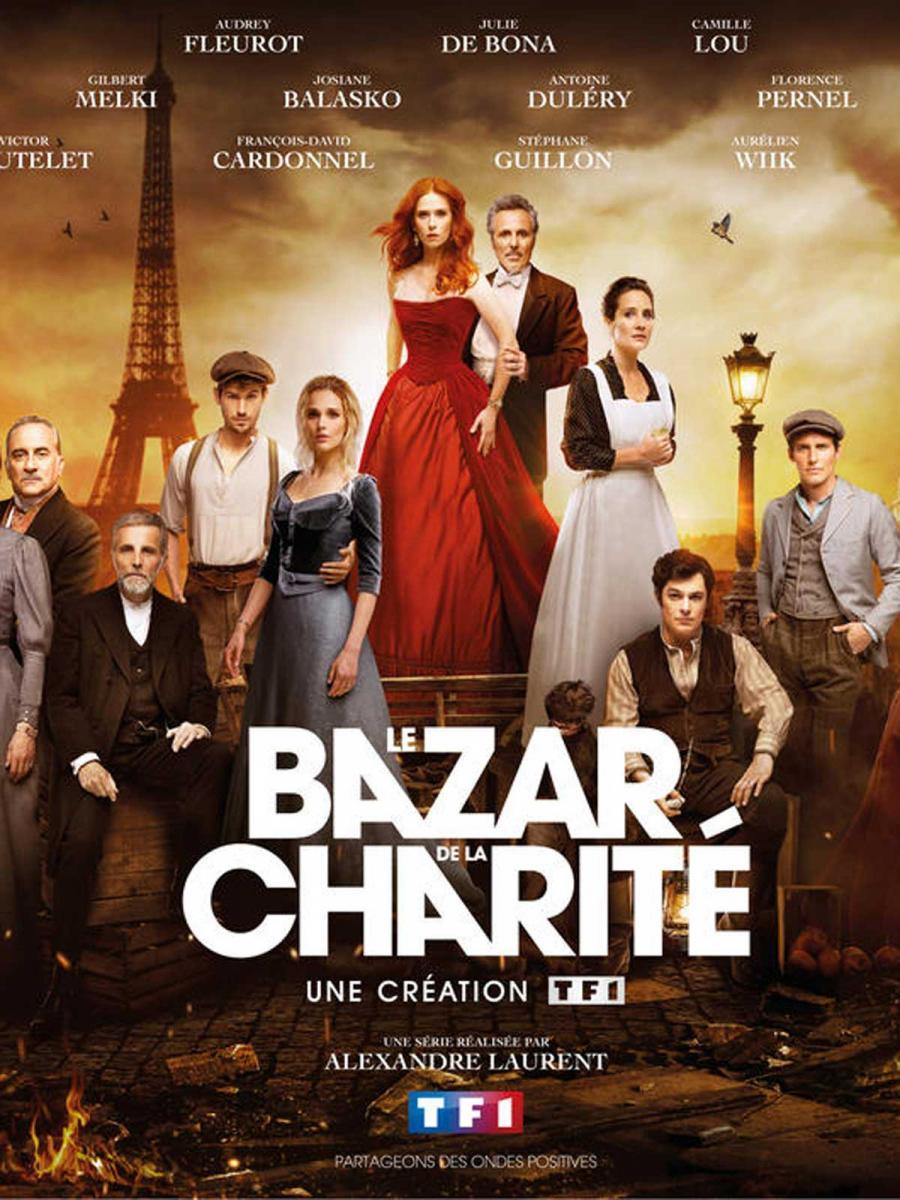 Le Bazar De La Charité Tv Series 2019 Filmaffinity